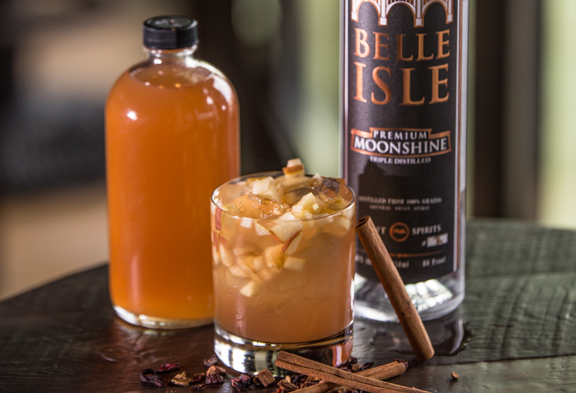 Roll in the Hay / Cider Spice Infusion Intro