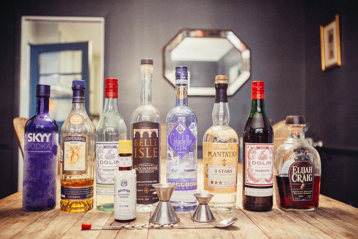home-bar-essentials