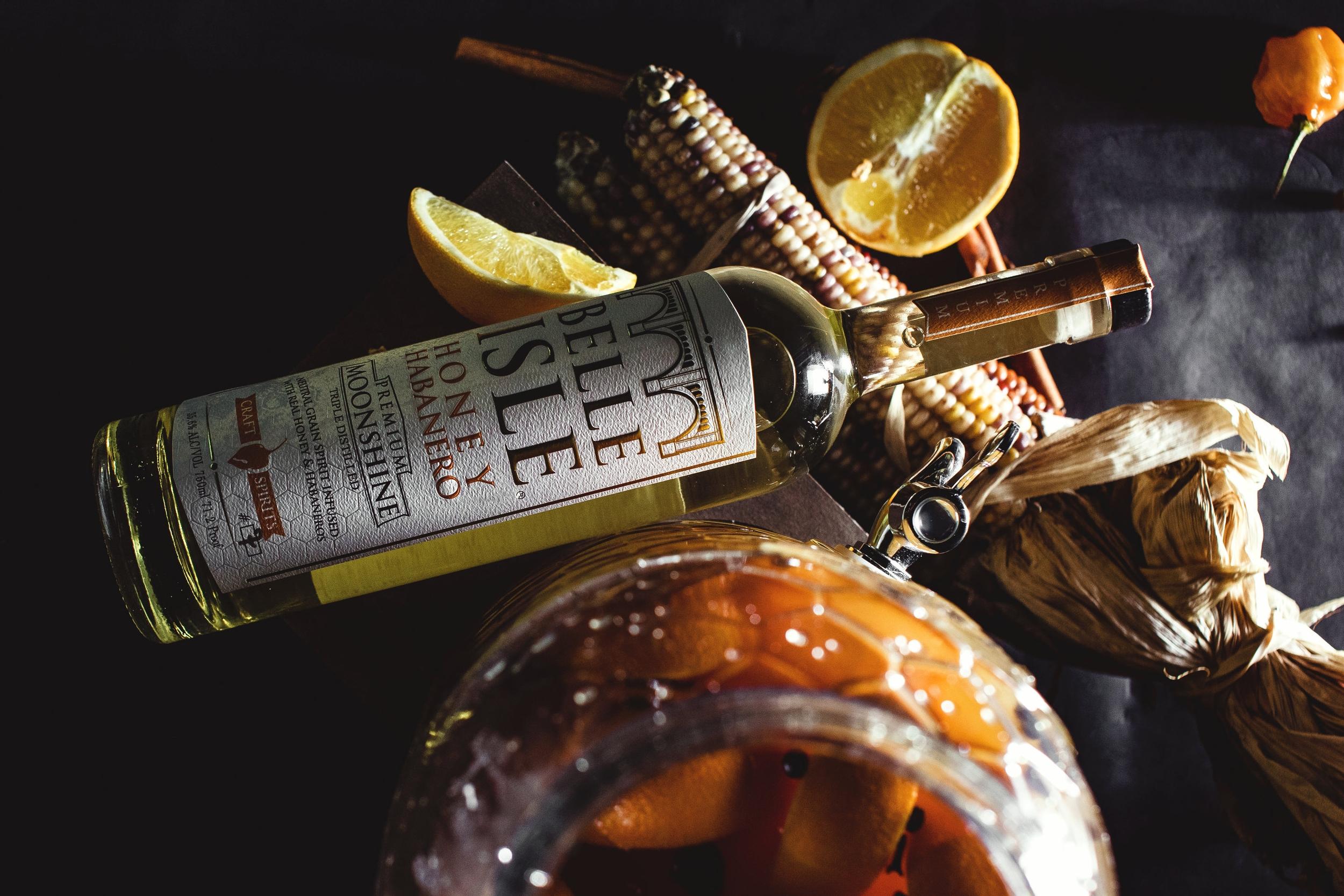 Honey Habanero Cider