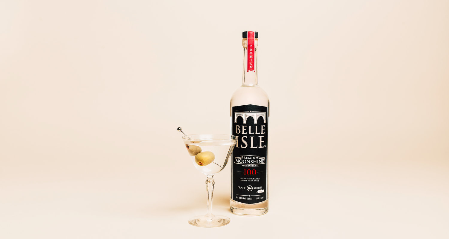100 Proof Product Page Belle Isle