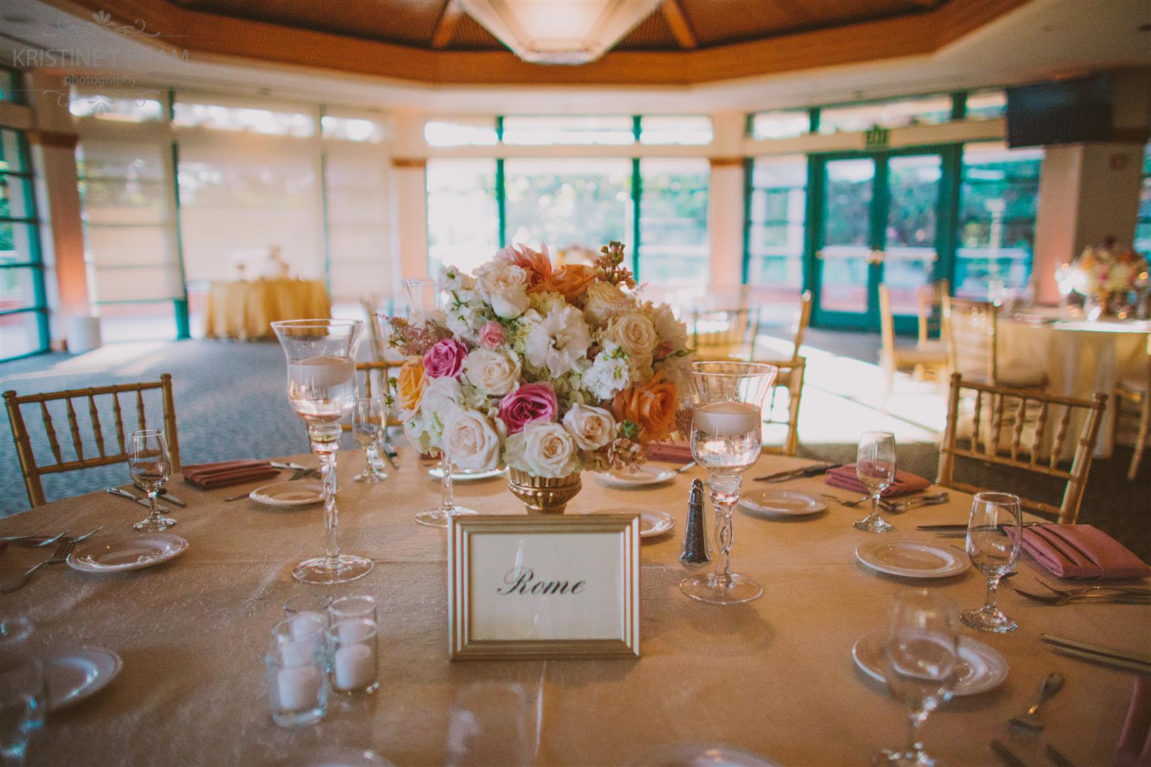 HELEN & HOWARD'S COYOTE HILLS WEDDING