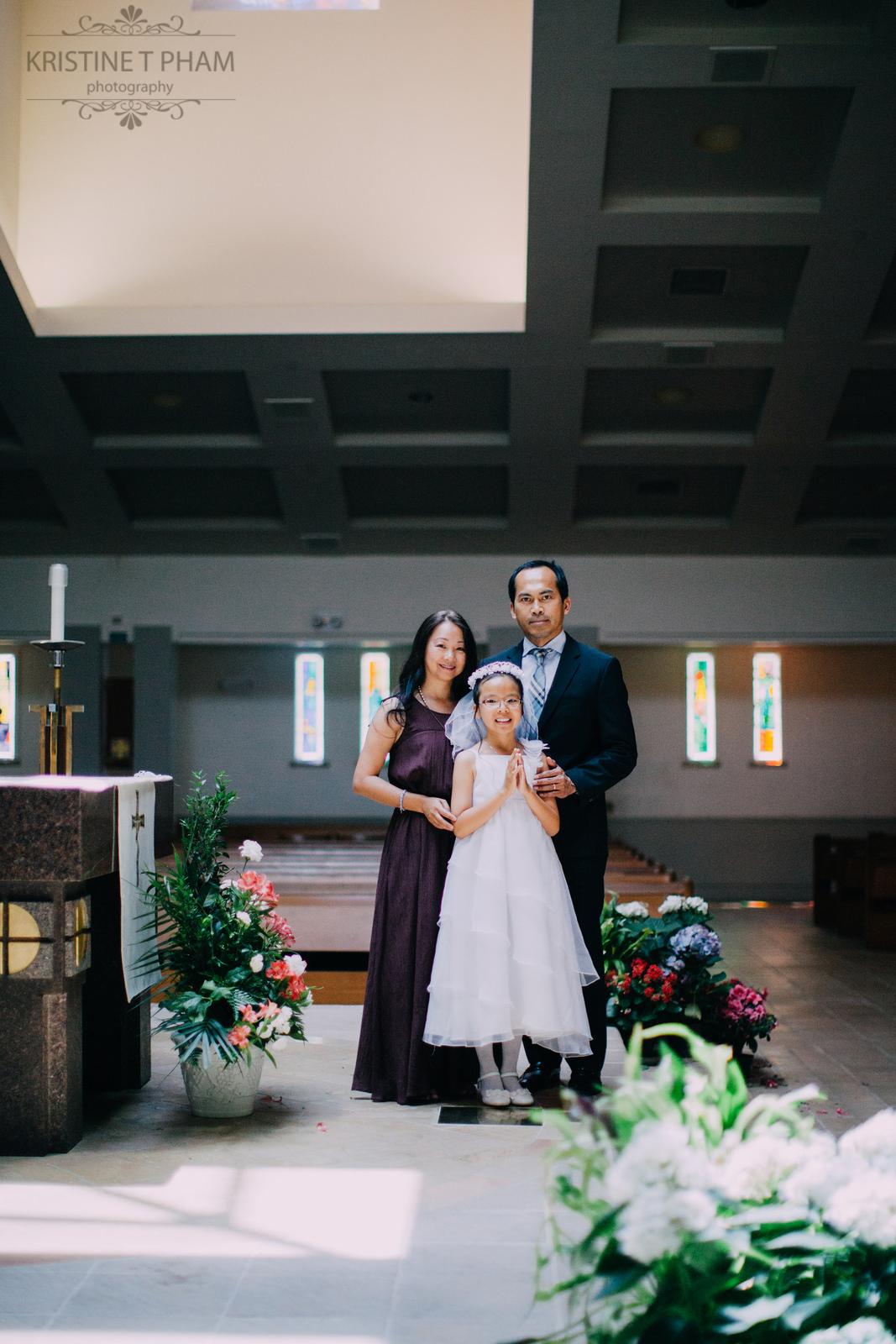 San Diego Photographer for Communion