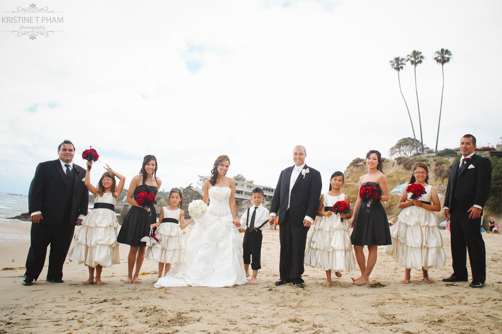 CAROL & CHRIS' ORANGE COUNTY WEDDING