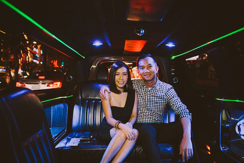 NHUAN & VY'S LAS VEGAS ENGAGEMENT SESSION
