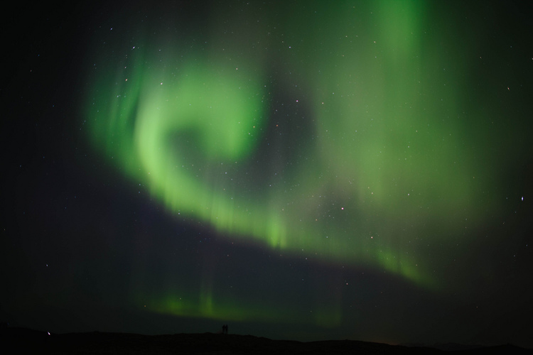 Norther Lights in Iceland