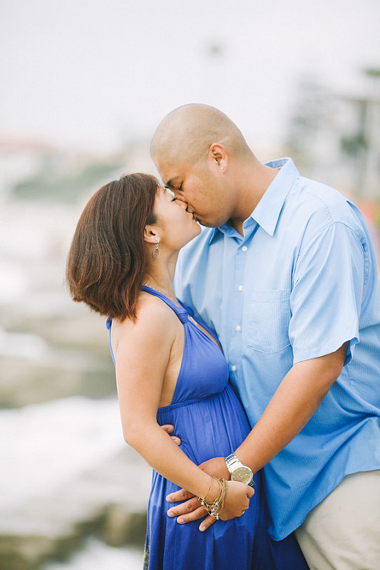 JUDI & ROMEO'S SAN DIEGO ENGAGEMENT SESSION