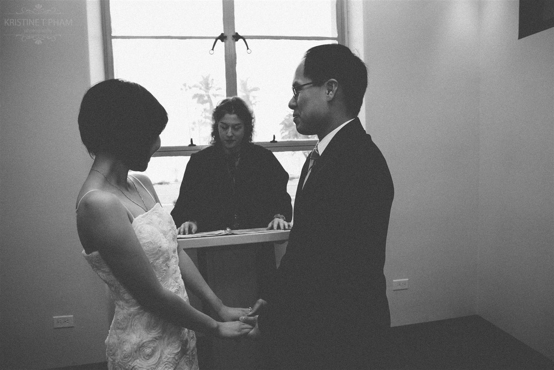 SAN DIEGO CIVIL CEREMONY WEDDING