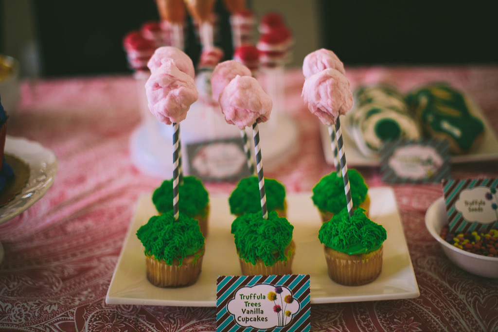 MIYA'SLORAX BIRTHDAY PARTY THEME
