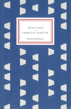 Adam Saks – Fabrizia Vanetta