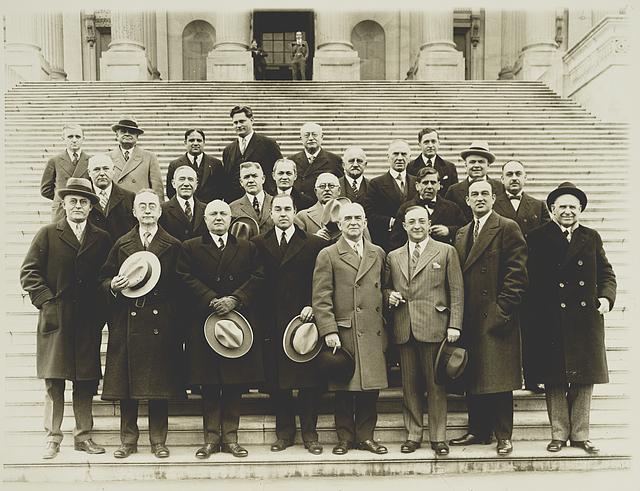 Wet Block in Congress to Plan for Wet Legislation   Circa 1921