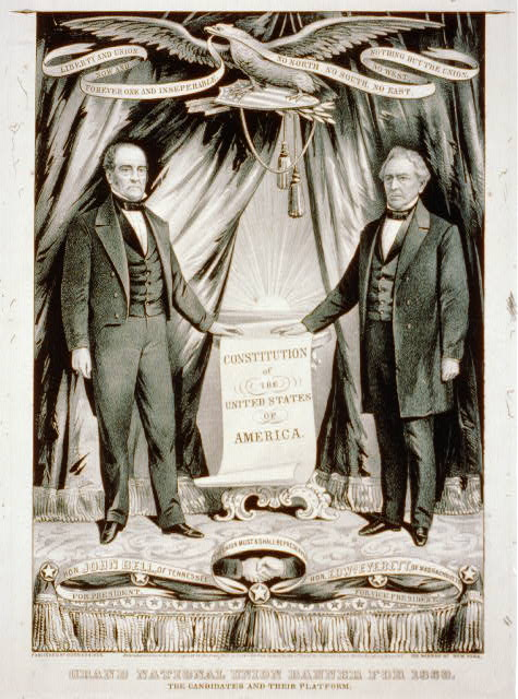 Grand National Union Banner | Circa 1860
