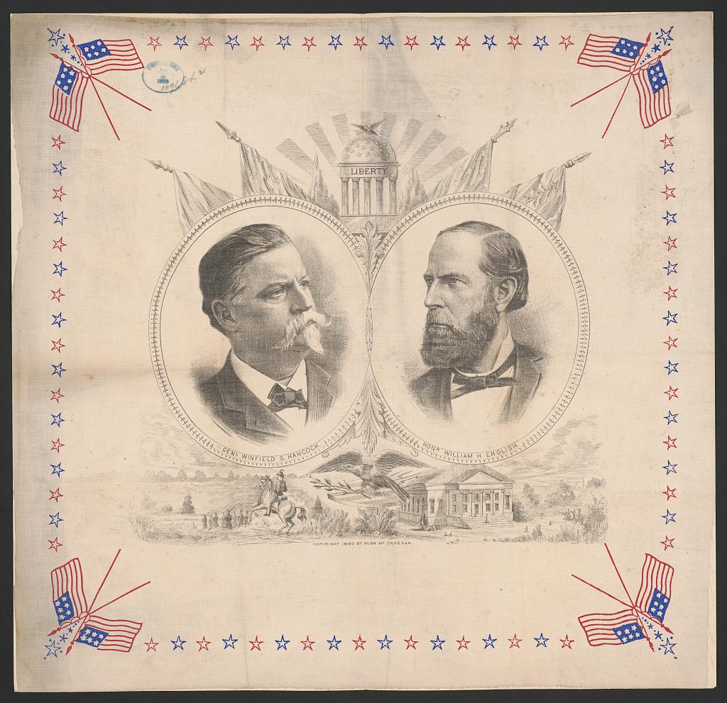 Hancock and English   Circa 1880