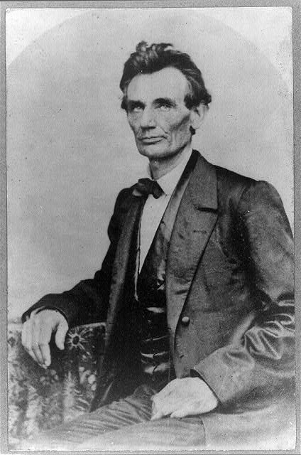Lincoln as a Candidate for President | Circa 1860