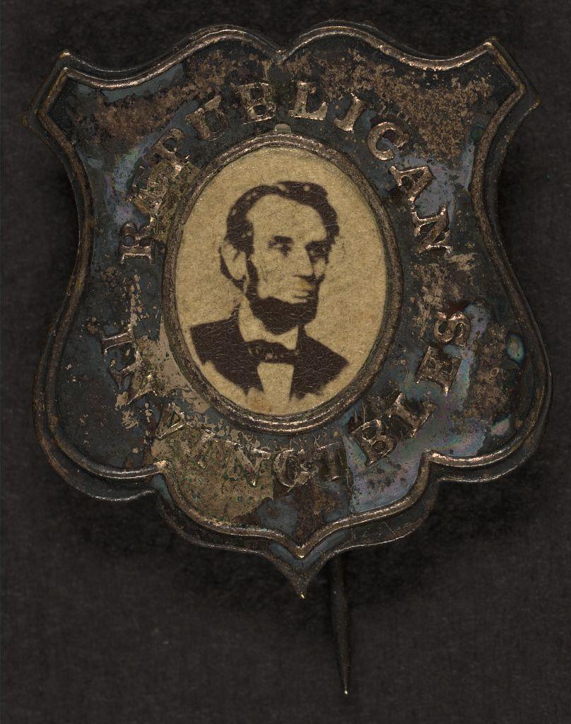 Republican Invincibles   Circa 1864