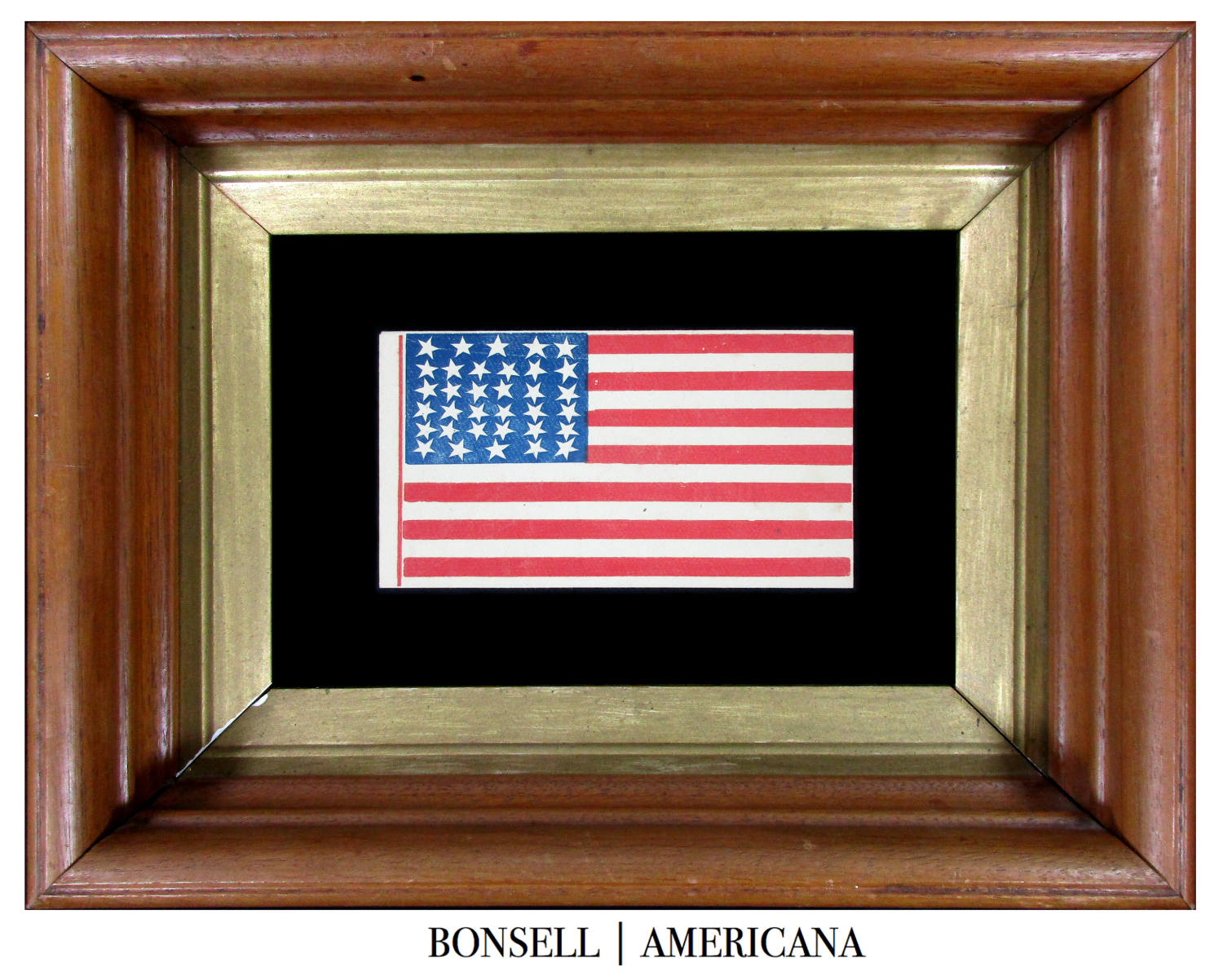 Coming Soon: 34 Star Antique Flag Cover with Interesting 5-6-6-6-6-5 Pattern
