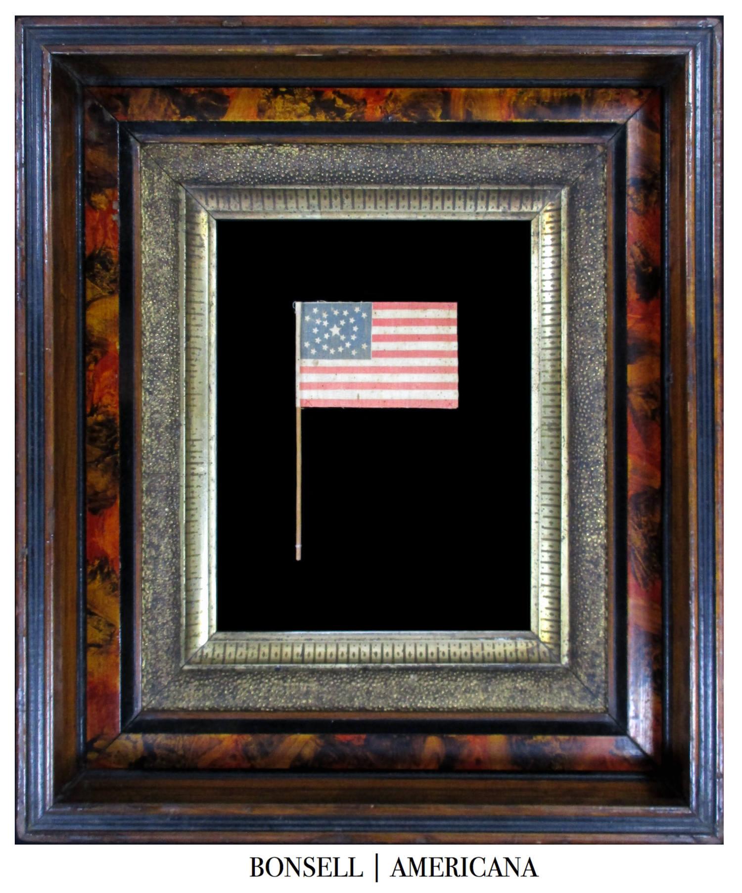 26 Star Antique US Parade Flag