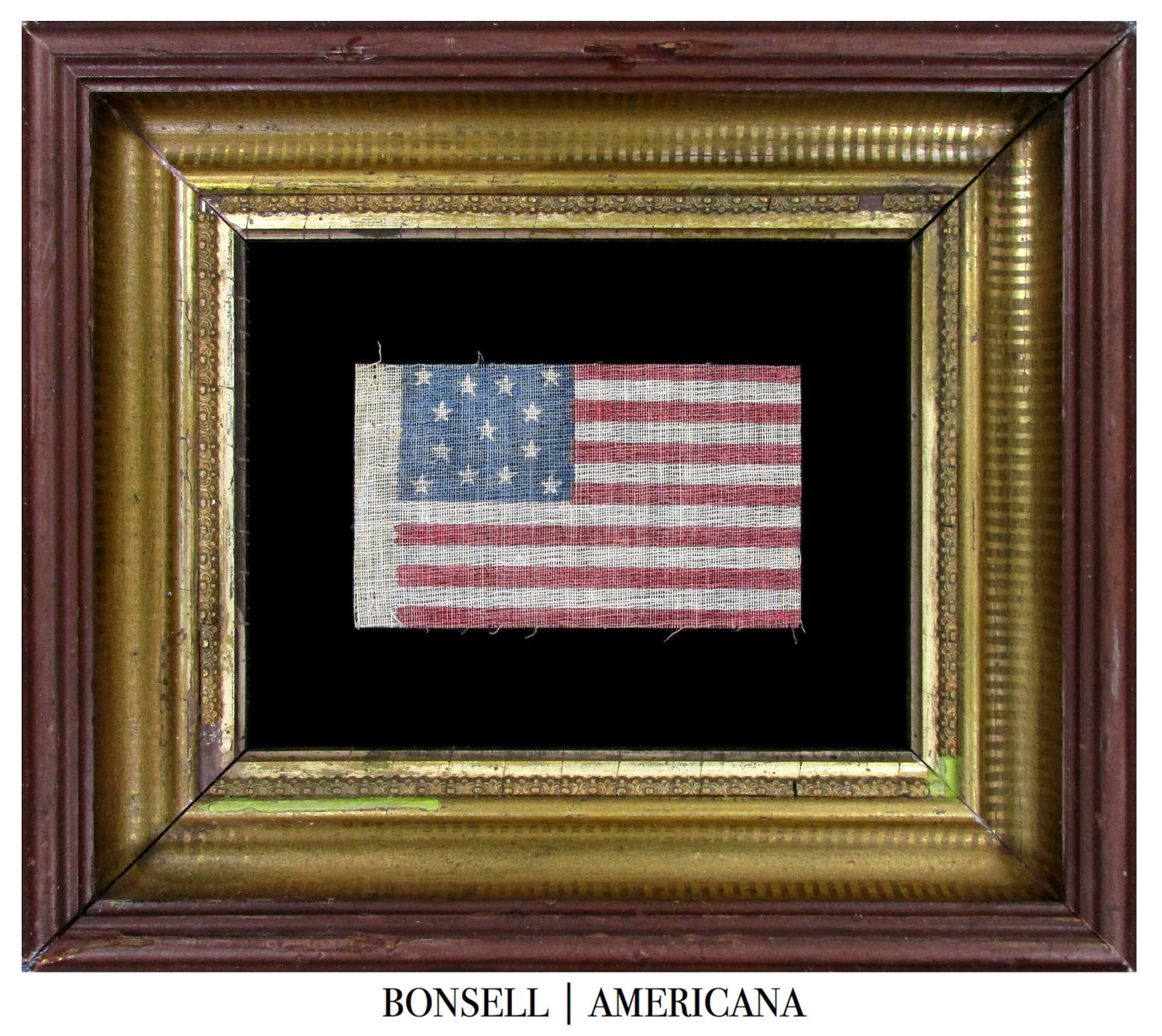 Coming Soon: 13 Star Antique US Parade Flag | Made to Celebrate the Centennial