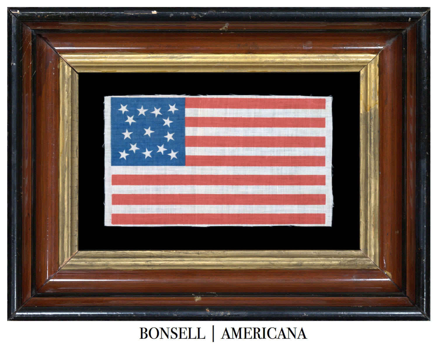 14 Star Antique Flag