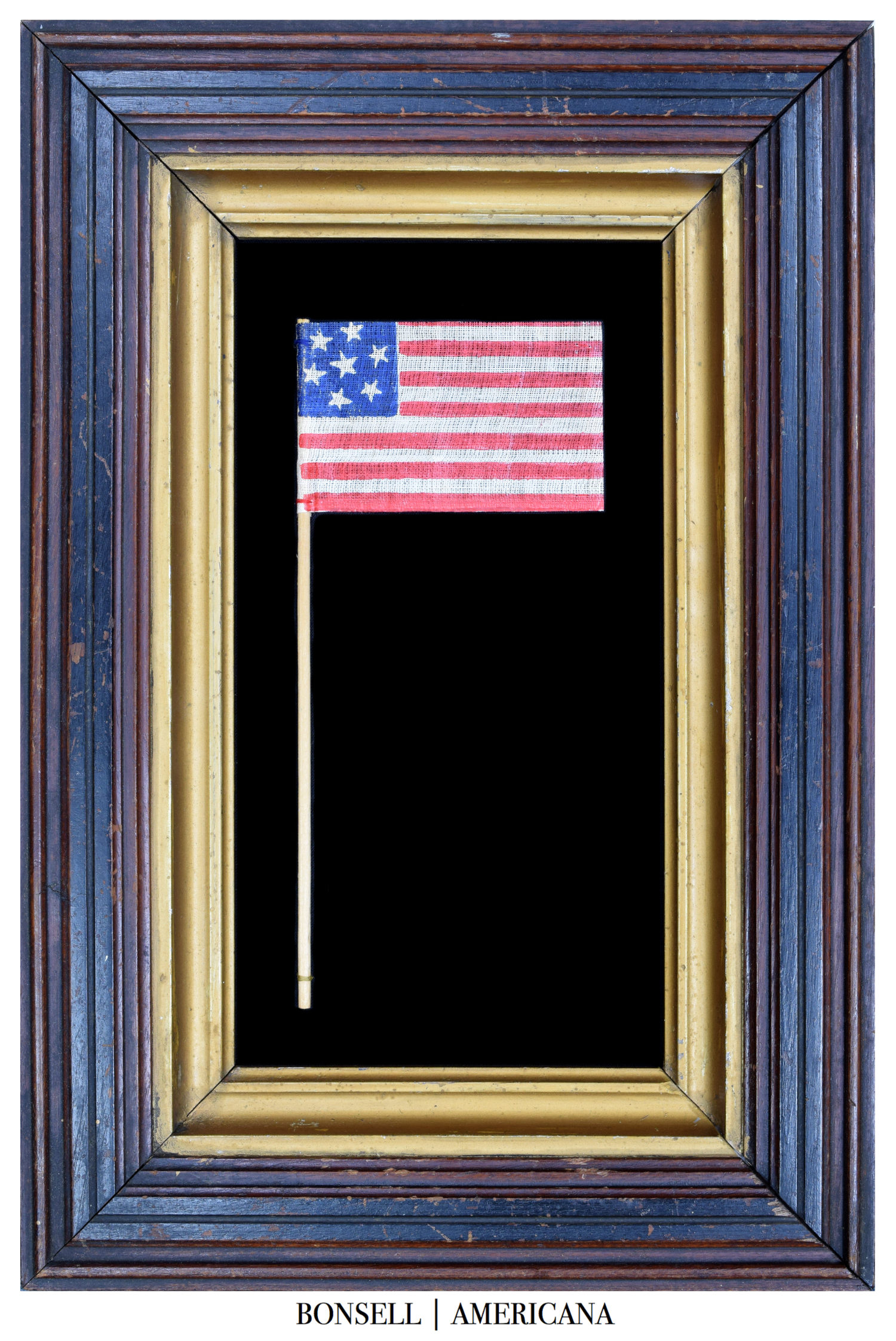 7 Star Antique Parade Flag