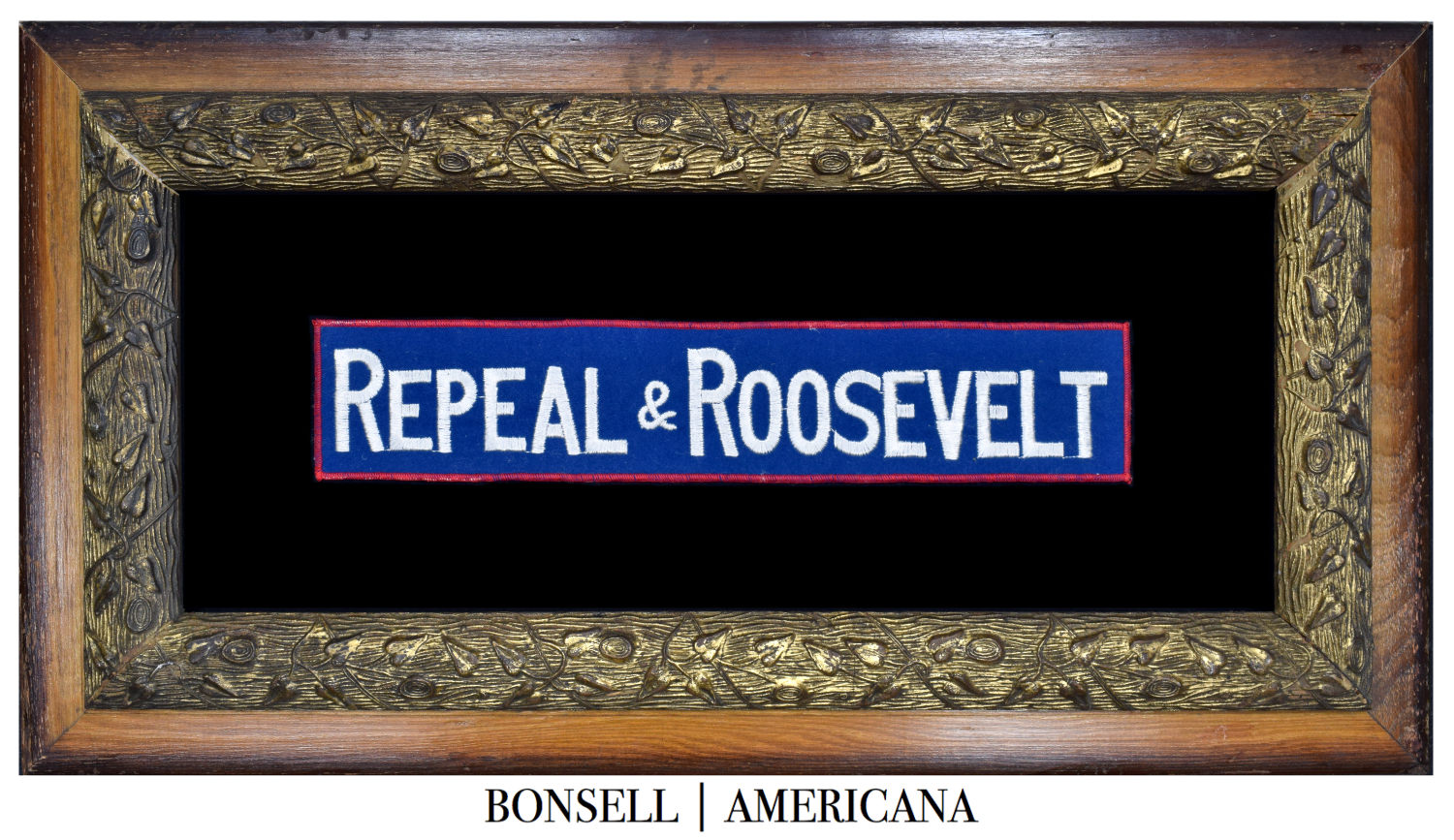 Repeal and Roosevelt Armband