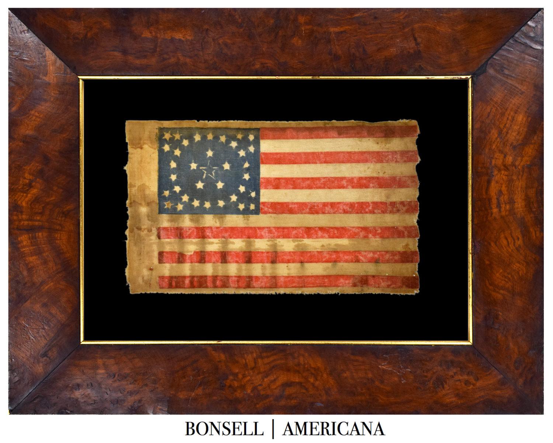 36 Star Antique Flag