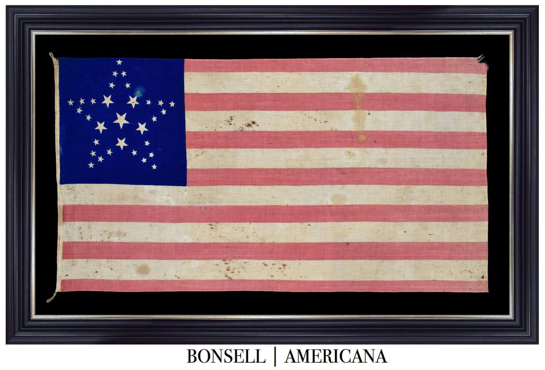31 Star Antique Flag