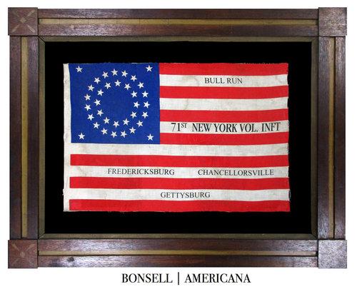 Antique Flag Obverse
