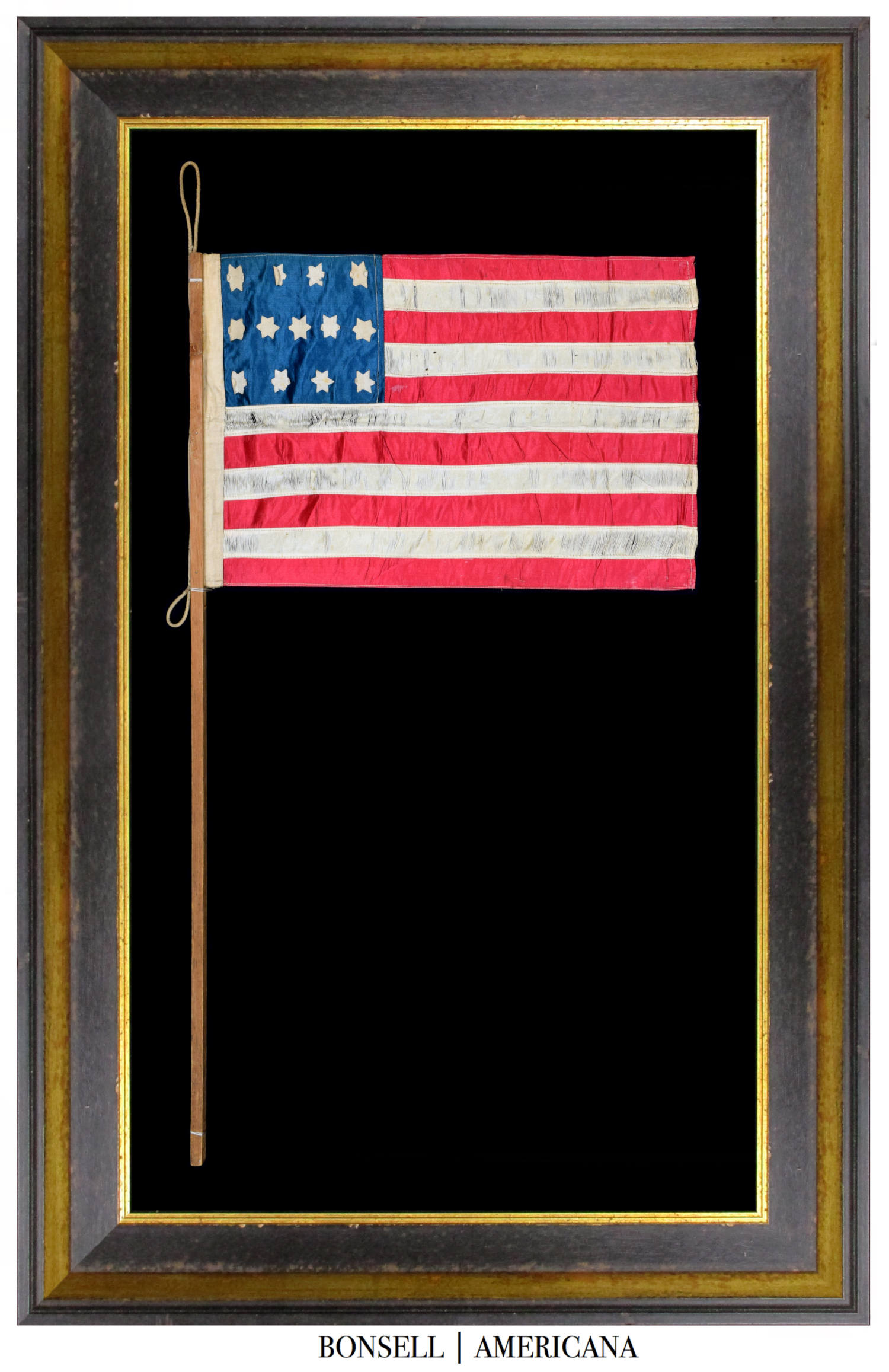 13 Star Antique Flag