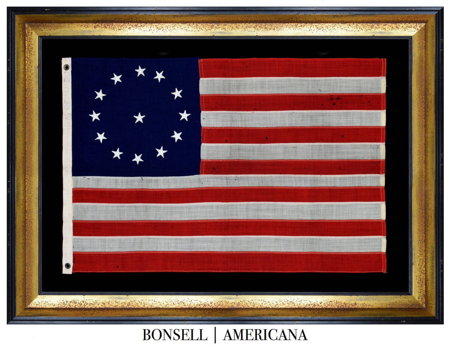 13 Star Antique Cowpens Flag