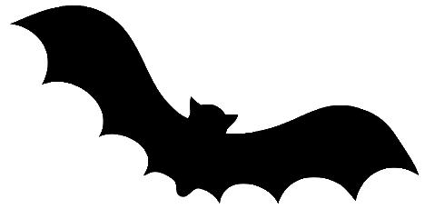 DIY Halloween Bats | MeanRightHook.com