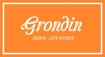 Grondin: French-Latin Kitchen