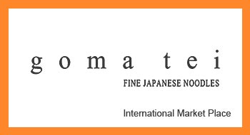 Goma Tei - International Market Place
