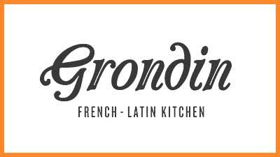 Grondin:French-Latin Kitchen