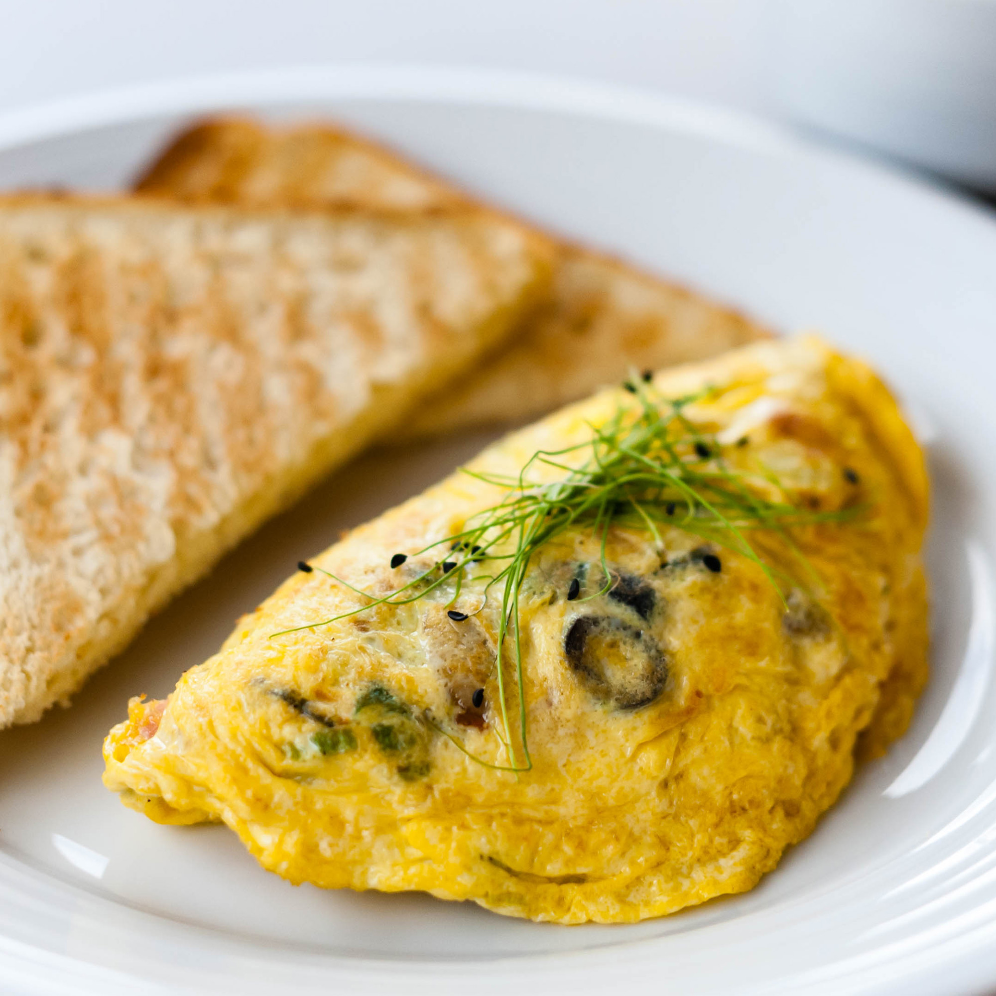 Omelets to order