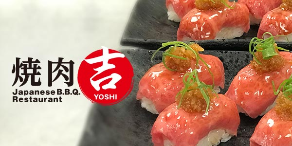 Japanese BBQ Yoshi