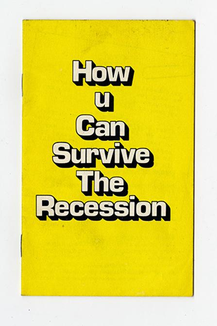 Advice Pamphlet 1977 - 2008, 2009