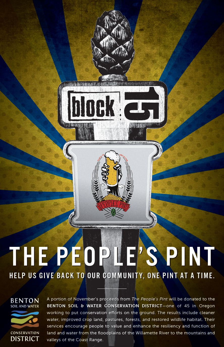 The Peoples Pint November - Benton County Soil and Water Conservation District