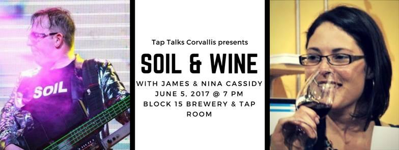 Tap Talk - James Nina Cassidy