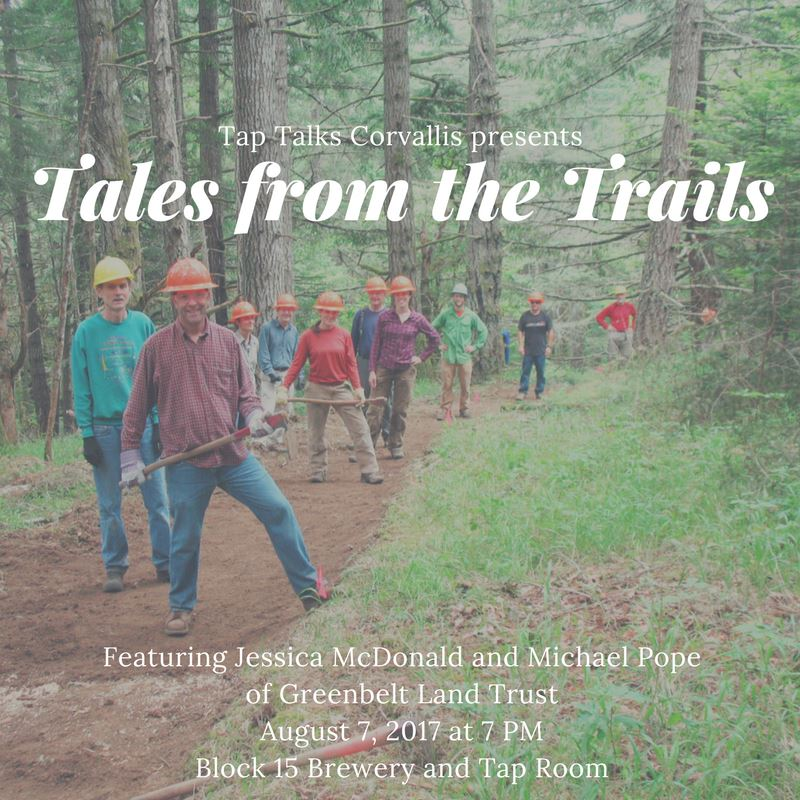 Tap Talk - Tales from the Trails