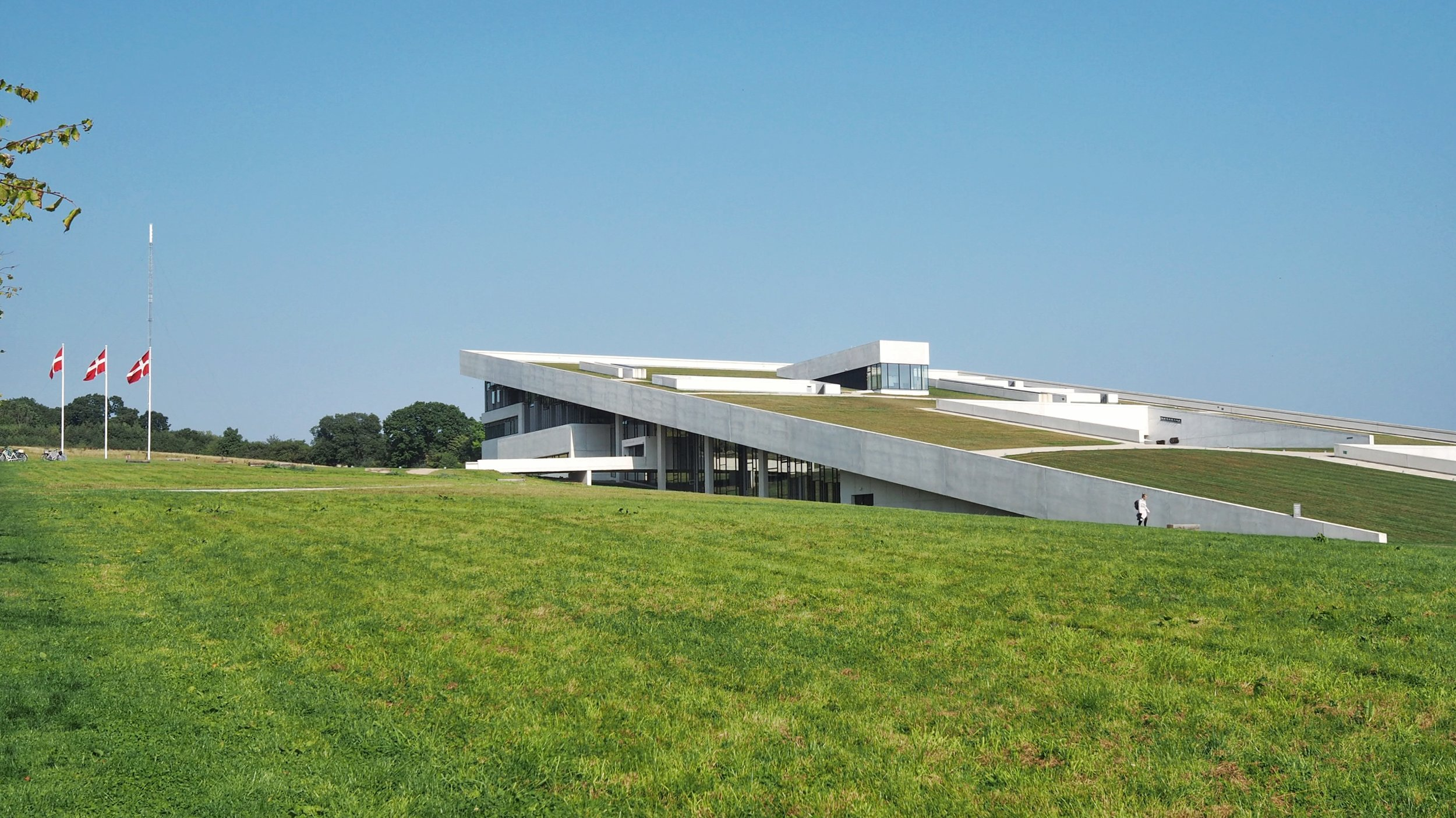 MOMU Building by Henning Larsen Architects