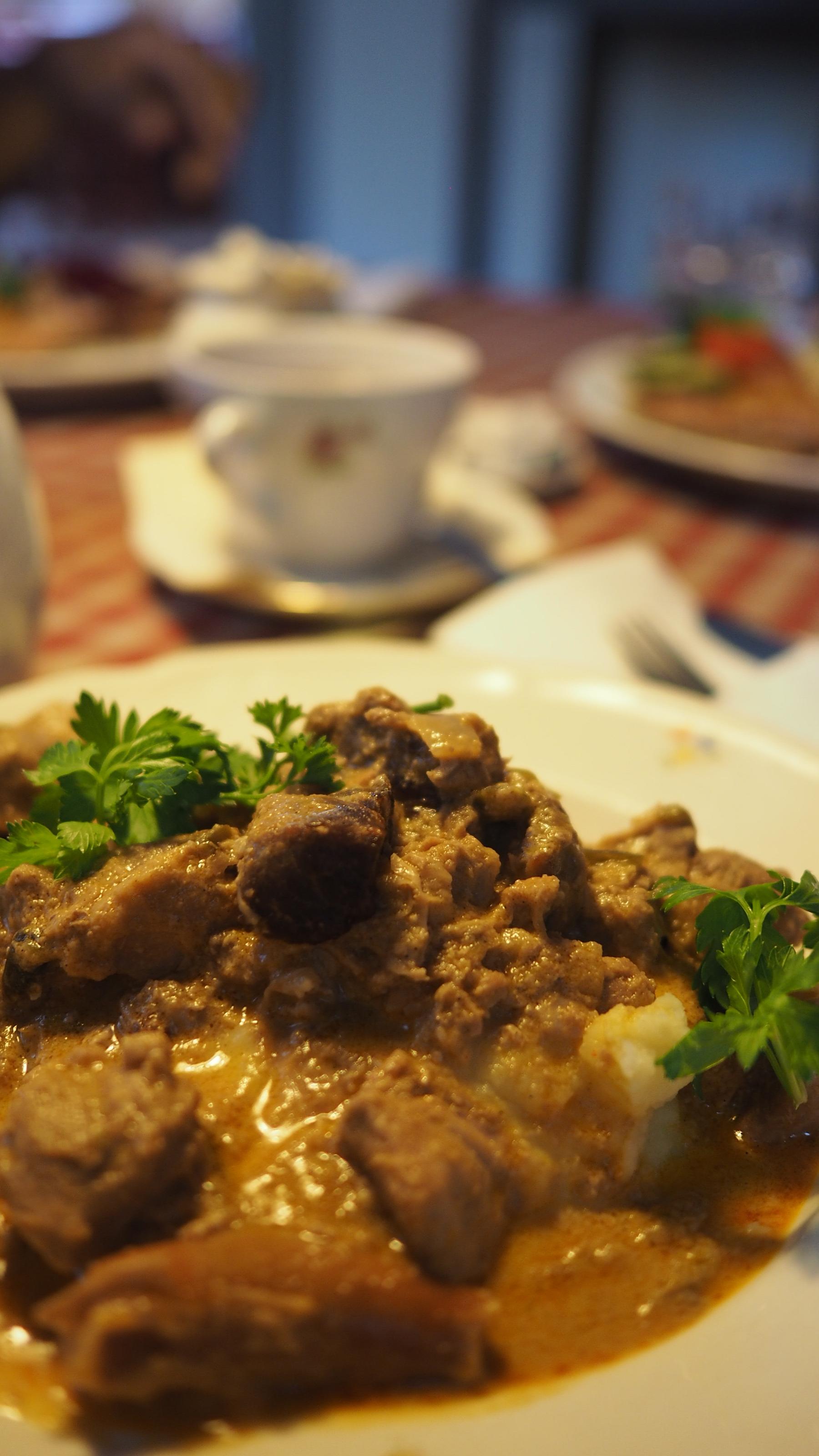 Viking Stew at Den Gamle By