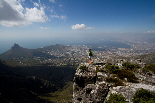 Cape Town  ©  Zoe Shuttleworth via Flickr