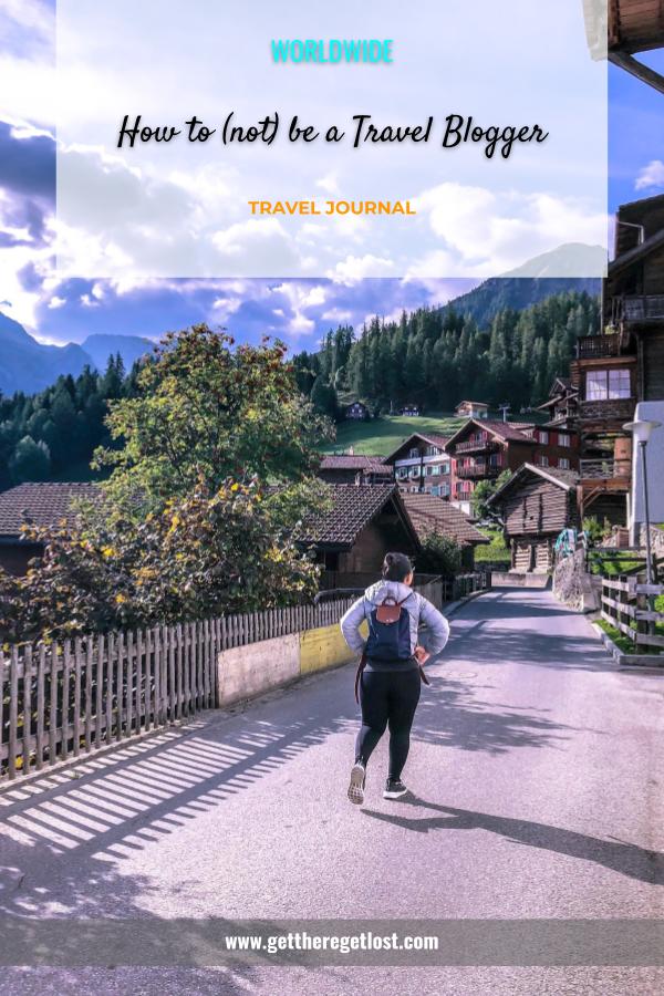 Pinterest Travel Blogger 1