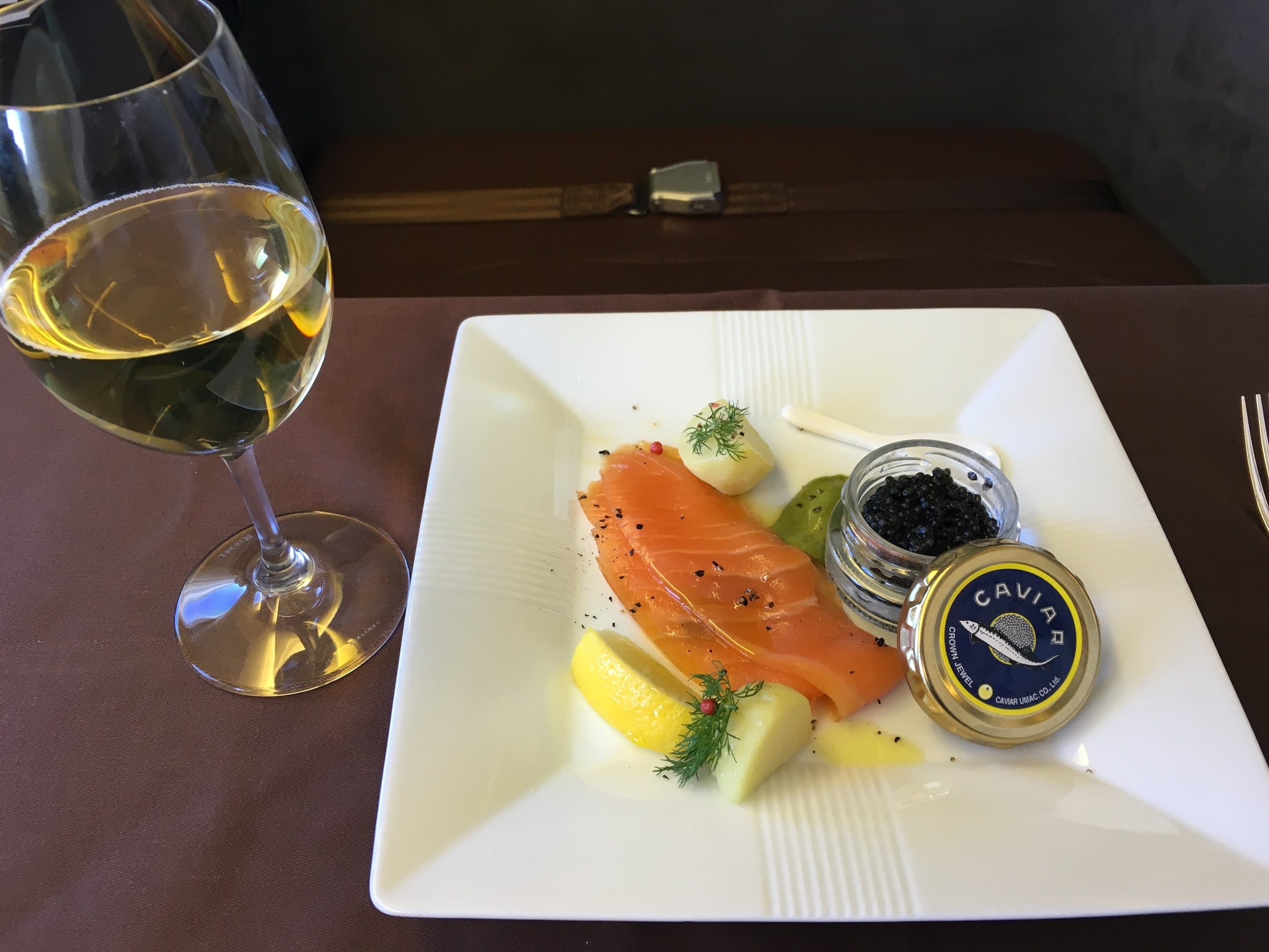 Caviar, smoked salmon and more Salon 2004.