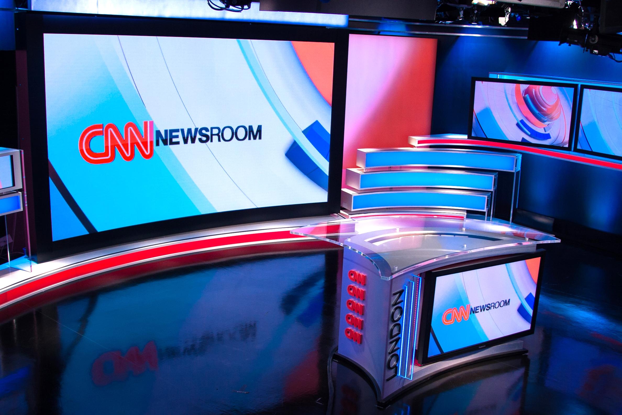 CNN International - London