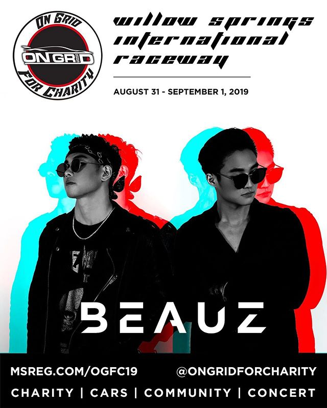 ⚠️ GIVEAWAY!! ⚠️ ⠀⠀⠀⠀⠀⠀⠀⠀⠀ WE ARE PLAYING AT A RACETRACK for the first time ever 🏎🏎🏎 To celebrate we are going to pick one lucky winner who will get 3x tickets for him/her and friends. To participate follow the steps below: ⠀⠀⠀⠀⠀⠀⠀⠀⠀ • Follow @beauzmusic • Follow @ongridforcharity • Tag 2 friends in the comments  We'll pick the winner on Monday. Good luck 🎉