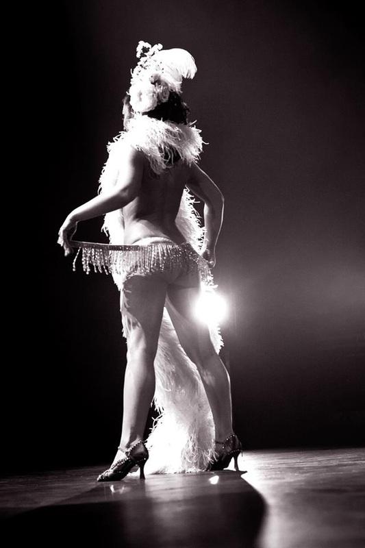 Vancouver International Burlesque Festival 2013. Photo by Jess Desaulniers-Lea