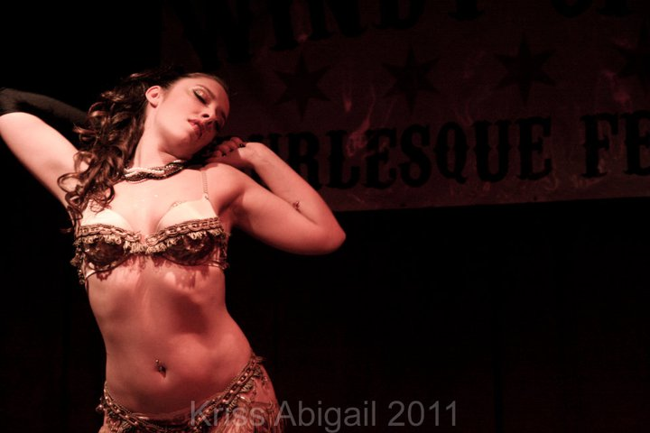 Windy City Burlesque Festival 2011. Photo by Kriss Abigail