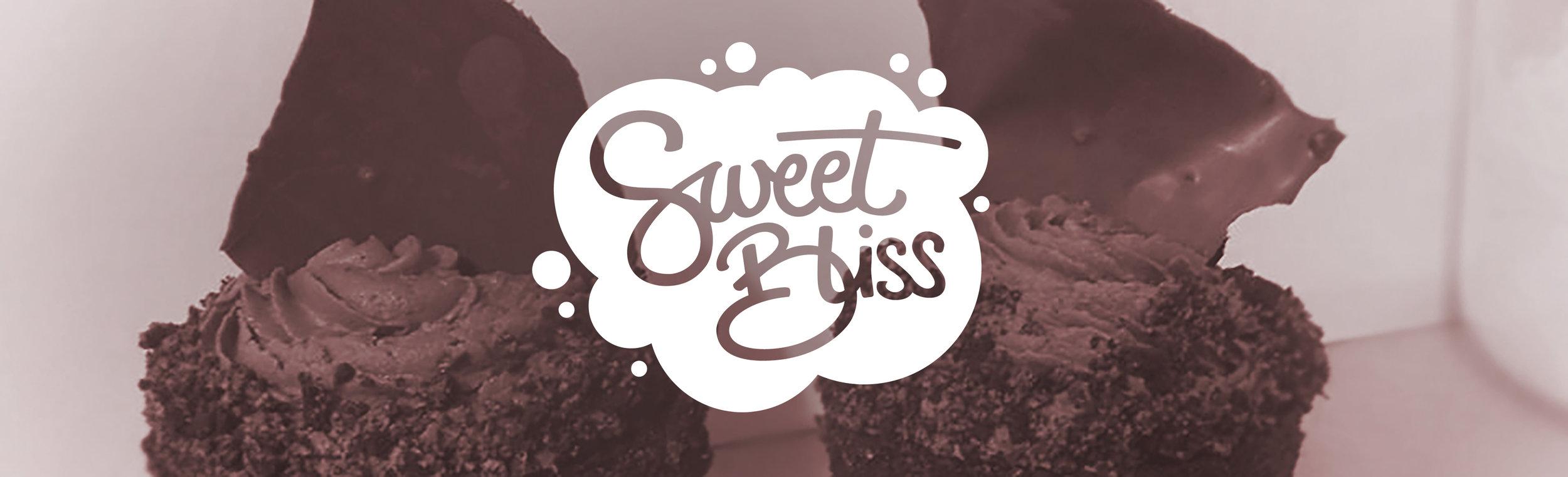 SWEET BLISS BAKERY    Branding, Illustration and Web Design    August 2015