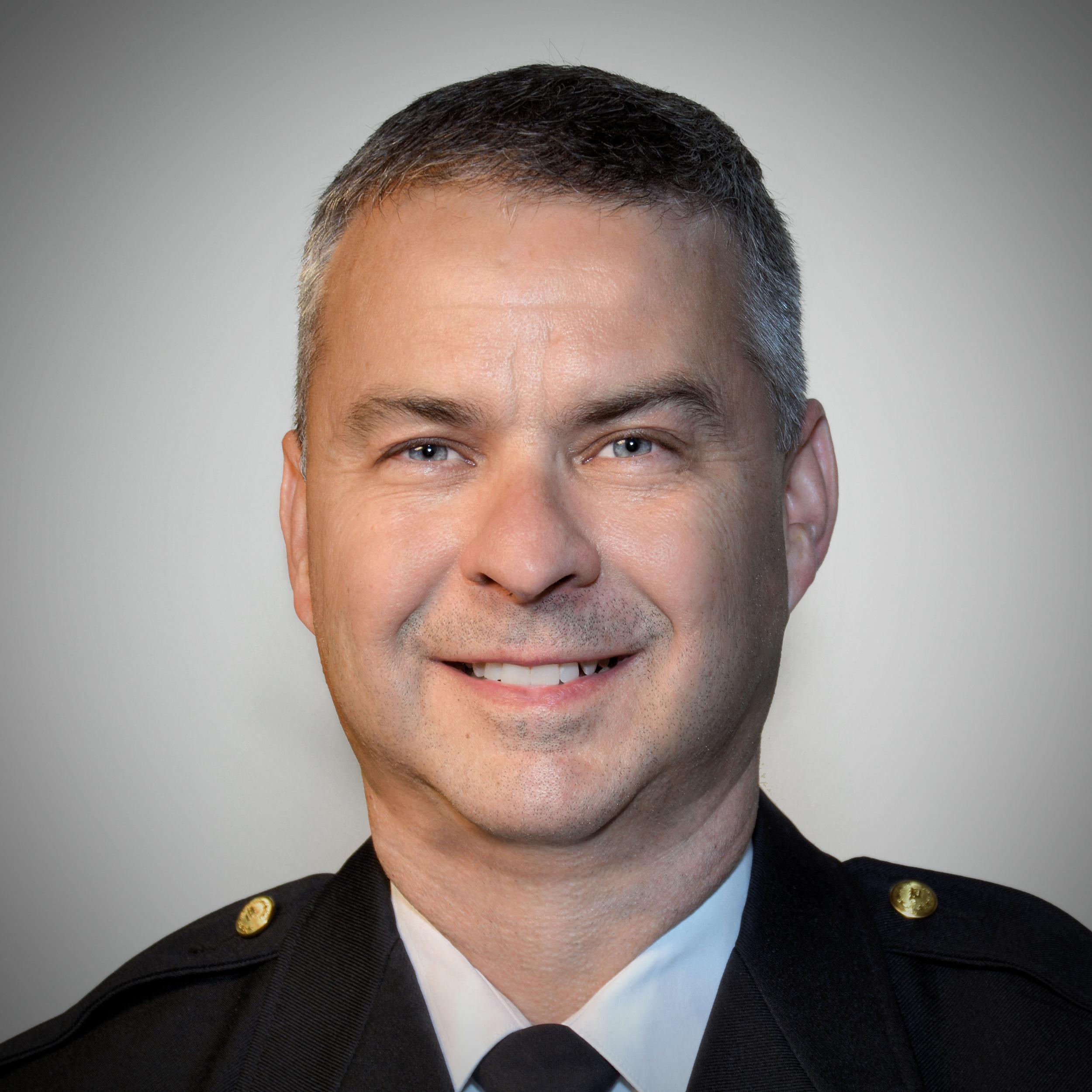 Brian Quinn    UA Police Chief (retired)